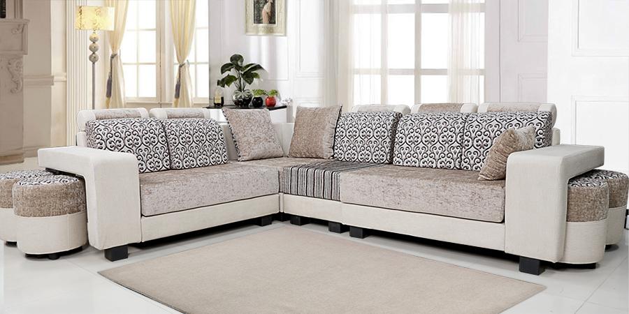 furniture sofa l shaped royal beige l shape sofa